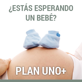 PLAN 1+ para embarazadas